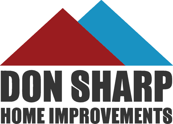 Don Sharp Roofing and Home Improvements Logo