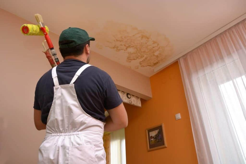How To Deal With A Leak In Your Roof 3
