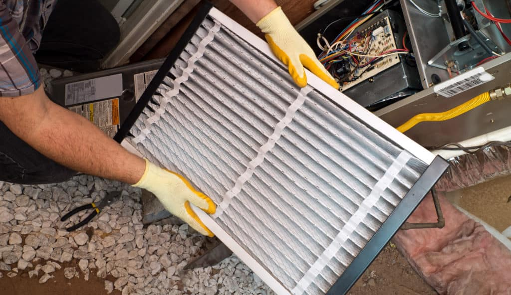 Furnace Air Filters in Collierville